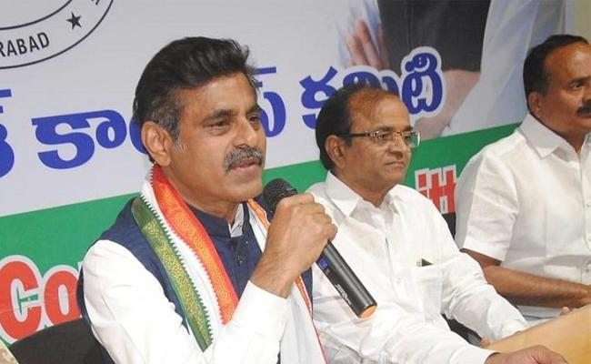 MP Konda Vishweshwar Reddy Slams On KCR - Sakshi