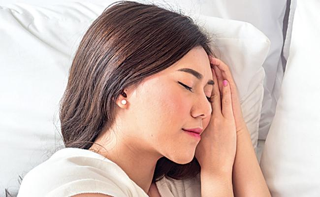 Good sleep is known for health! - Sakshi