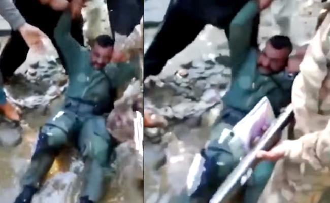 Pakistan Tortured Indian Pilot - Sakshi