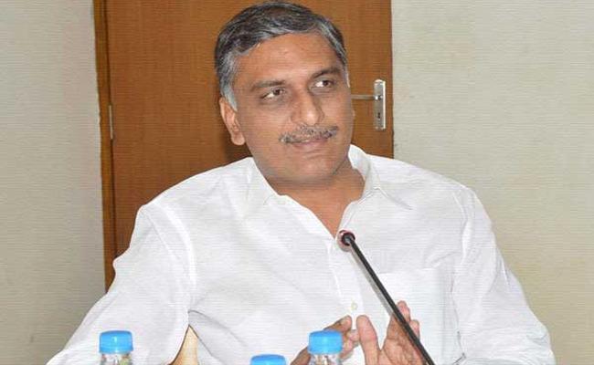 Harish Rao Speech At Journalist Meeting In Siddipet - Sakshi