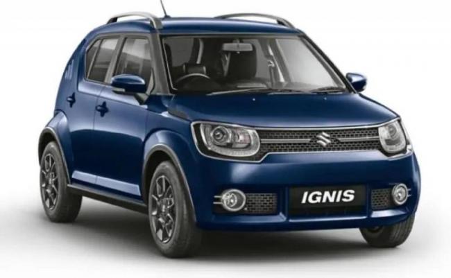 Maruti Suzuki Launches New Ignis - Sakshi