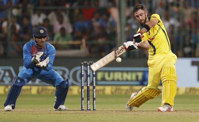 Glenn Maxwell Slams Brilliant Ton As Australia To T20 Series Win Against India - Sakshi