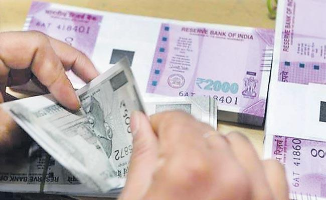 The fiscal deficit is currently creating anxiety - Sakshi