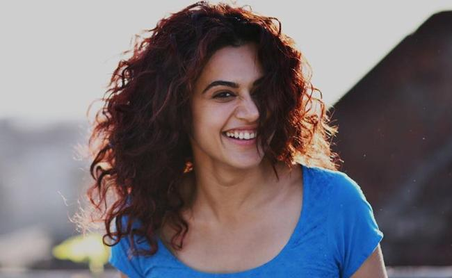 Taapsee About Doing Telugu and Tamil Cinema - Sakshi
