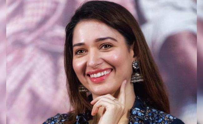 Tamannah About Comments On Her Film Carrier - Sakshi