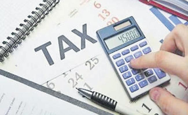 More on the Direct Taxes Report - Sakshi