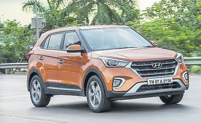 Hyundai Creta crosses 5 lakh sales milestone - Sakshi