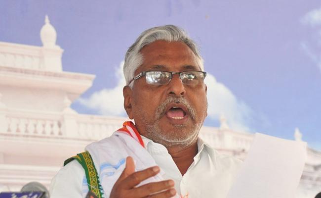 Congress Fields Jeevan Reddy And Gudur Narayana In MLC Polls - Sakshi