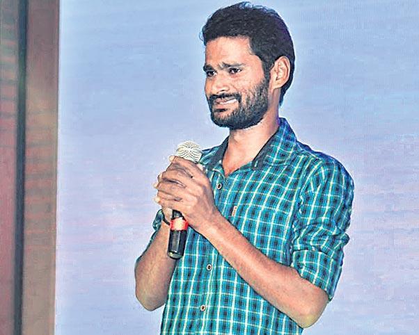 Yatra Assistant Director Emotional Speech - Sakshi
