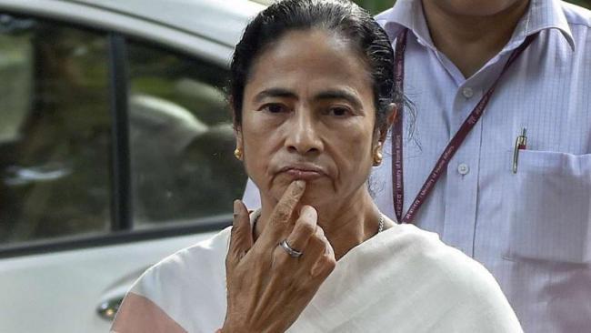 Mamata Claims BJP Vendetta After CBI Summon Kolkata Police Chief - Sakshi