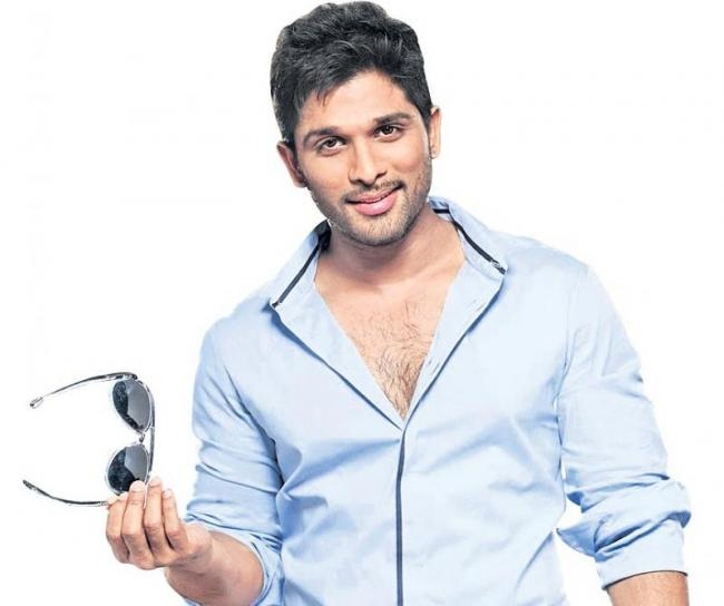 Allu Arjun Special Diet For Trivikram Movie - Sakshi