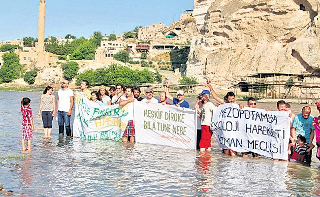 Ancient village Hasankeyf to disappear - Sakshi