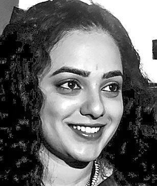 Nithya On A Mission For Mission Mangal - Sakshi