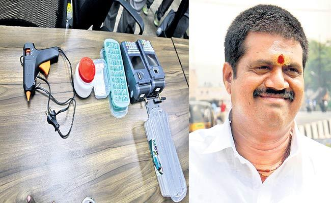 Cloning Gang Approach Avanthi Colleges For Biometric Fraud - Sakshi