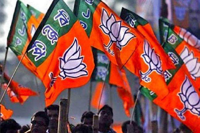 BJP Office In Kolkata Vandalised - Sakshi