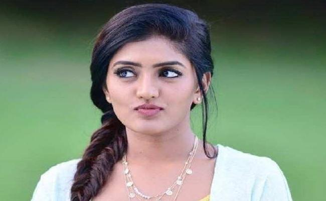 Eesha Rebba May Play Lead Role In Valmiki Movie - Sakshi