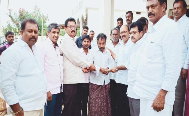 Meda Malli Karjuna Reddy Slams Chandrababu naidu - Sakshi