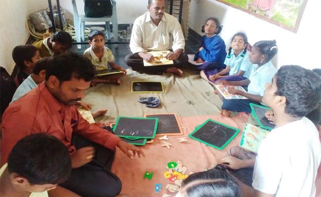 Marks Adjustment For Specially Handicapped Child - Sakshi