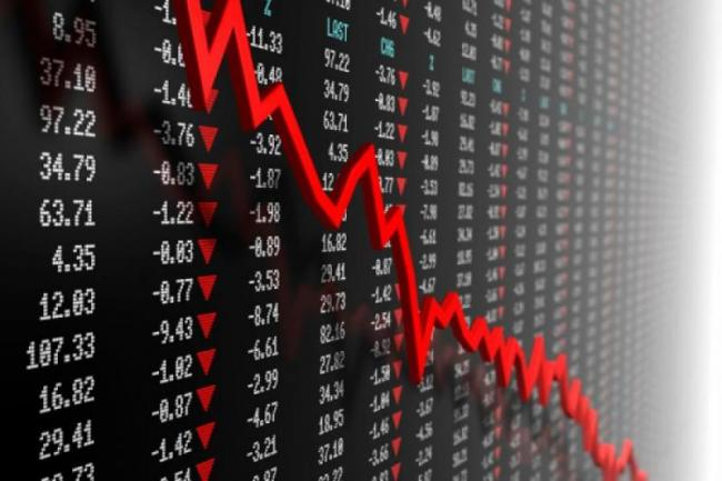 Sensex Falls 195 Points Nifty Slips Below 10830 - Sakshi
