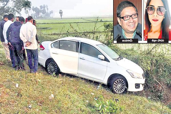 Financial transaction is the reason for Jayaram murder - Sakshi