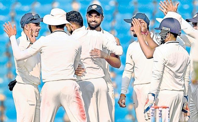 Vidarbha vs Saurashtra  Ranji Trophy Final - Sakshi