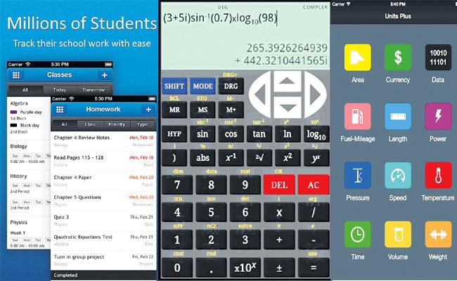 Mobile Apps For Students - Sakshi