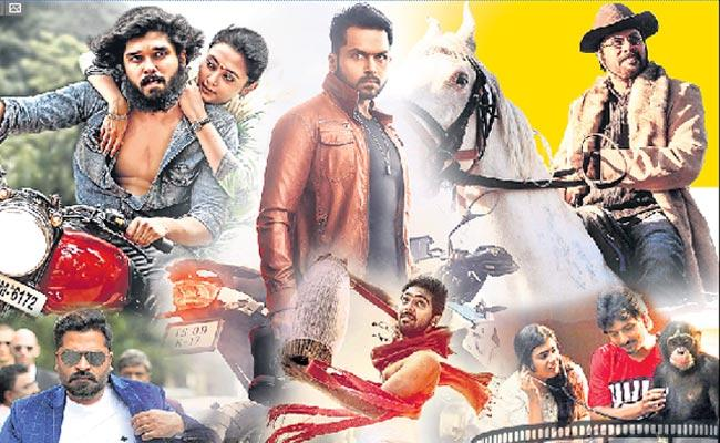 This year Kollywood hit the box office collections - Sakshi