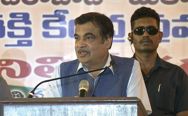 Nitin Gadkari Comments In Secunderabad - Sakshi
