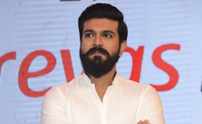 Ram Charan Open Letter To Fans On VVR - Sakshi