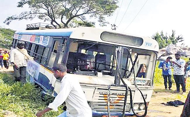 More than 4,000 buses are outdated - Sakshi