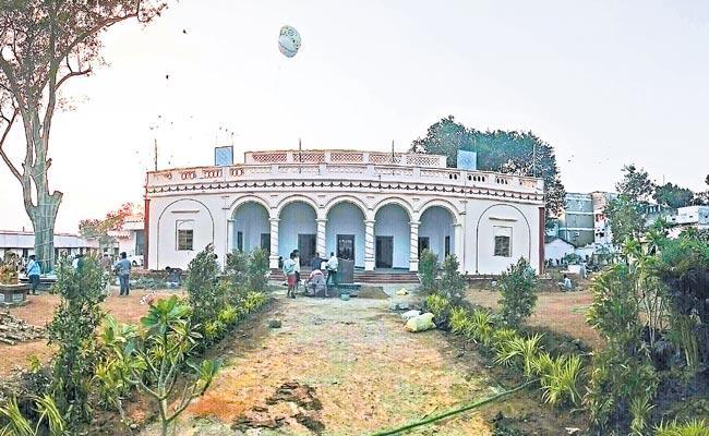 Vijayanagaram Maharajas music is evidence of music literature - Sakshi