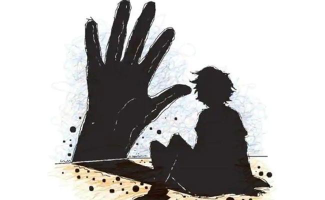 Man Molested A Child In East Godavari - Sakshi