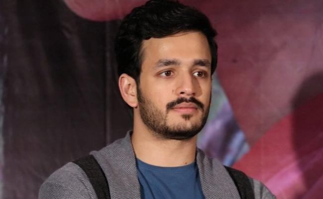 Akhil Akkineni Next Movie With Malupu Fame Satya Prabhas - Sakshi