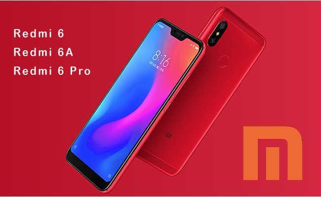 Xiaomi slashes prices of Redmi 6A, Redmi 6, Redmi 6 Pro - Sakshi