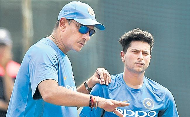 Kuldeep Yadav will be our number one spinner in overseas Tests now - Sakshi