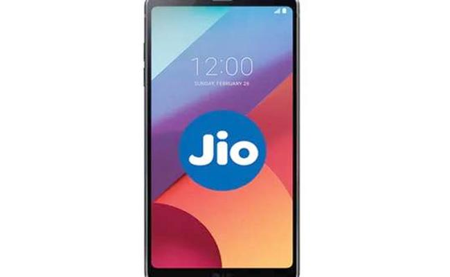 Jio Phone 3 said to Come With a Touchscreen Display, Android Go  - Sakshi