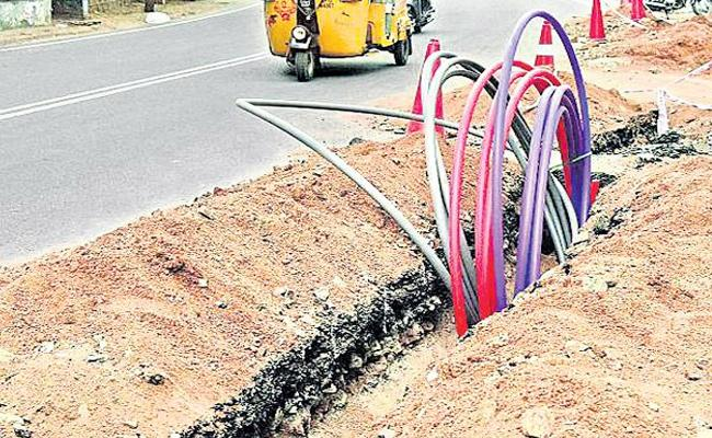 GHMC Challans to Road Excavations - Sakshi