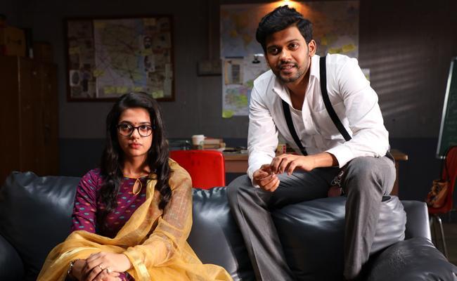 Agent Sai Srinivasa Athreya completes shooting - Sakshi