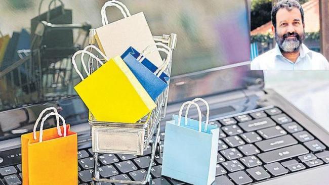 Mohandas Pai backs new FDI norms for e-commerce - Sakshi
