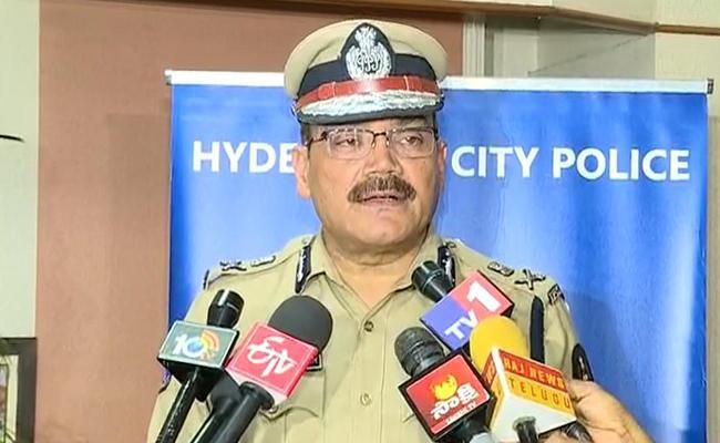 Hyderabad CP Anjani Kumar Said Jayaram Murder Case Transfer To Telangana - Sakshi
