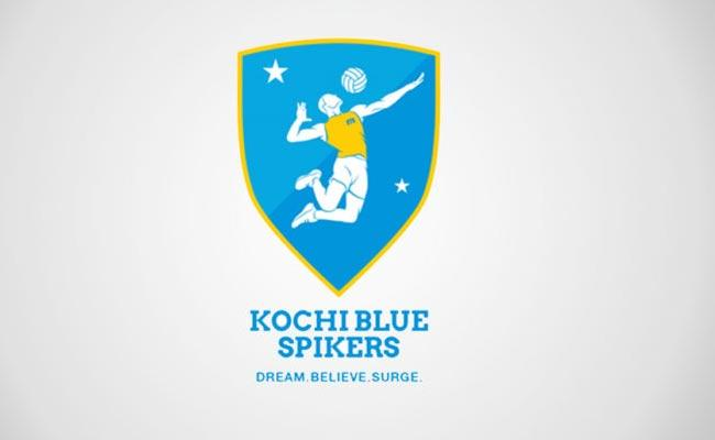 Kochi Blue Spikers also won in the second match - Sakshi