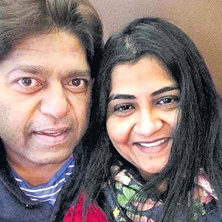 Indian-American Narsan Lingala Plotted To Kill Wife - Sakshi