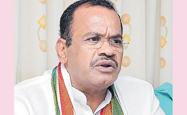 Nalgonda is contesting as an MP - Sakshi