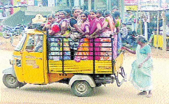 RTC Service Cancel in Villages - Sakshi