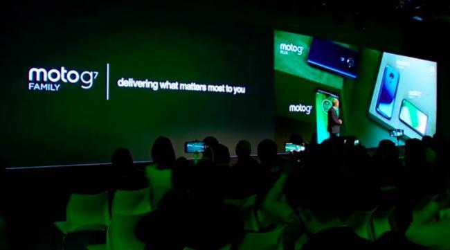 Moto G7Moto G7 Plus Moto G7 Power and Moto G7 Play launched - Sakshi