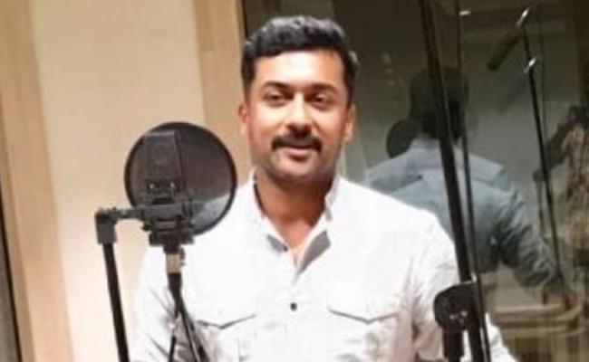 Surya Completed Dubbing For NGK Teaser - Sakshi