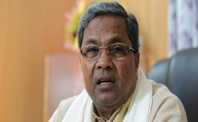 Siddaramaiah Slams BJP Party in Karnataka - Sakshi