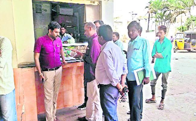 Don't Collected Parking Charges In Cinema Halls Mahabubnagar - Sakshi