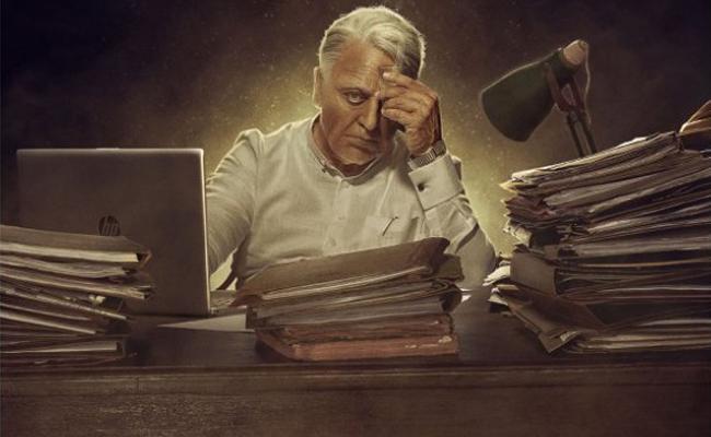 Kamal Haasan Respond On Indian 2 Rumours - Sakshi