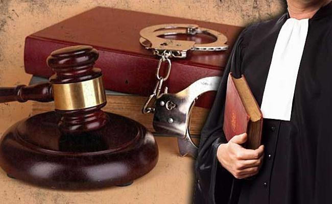 Lawyer Arrest in Finance Company Cheating Case - Sakshi